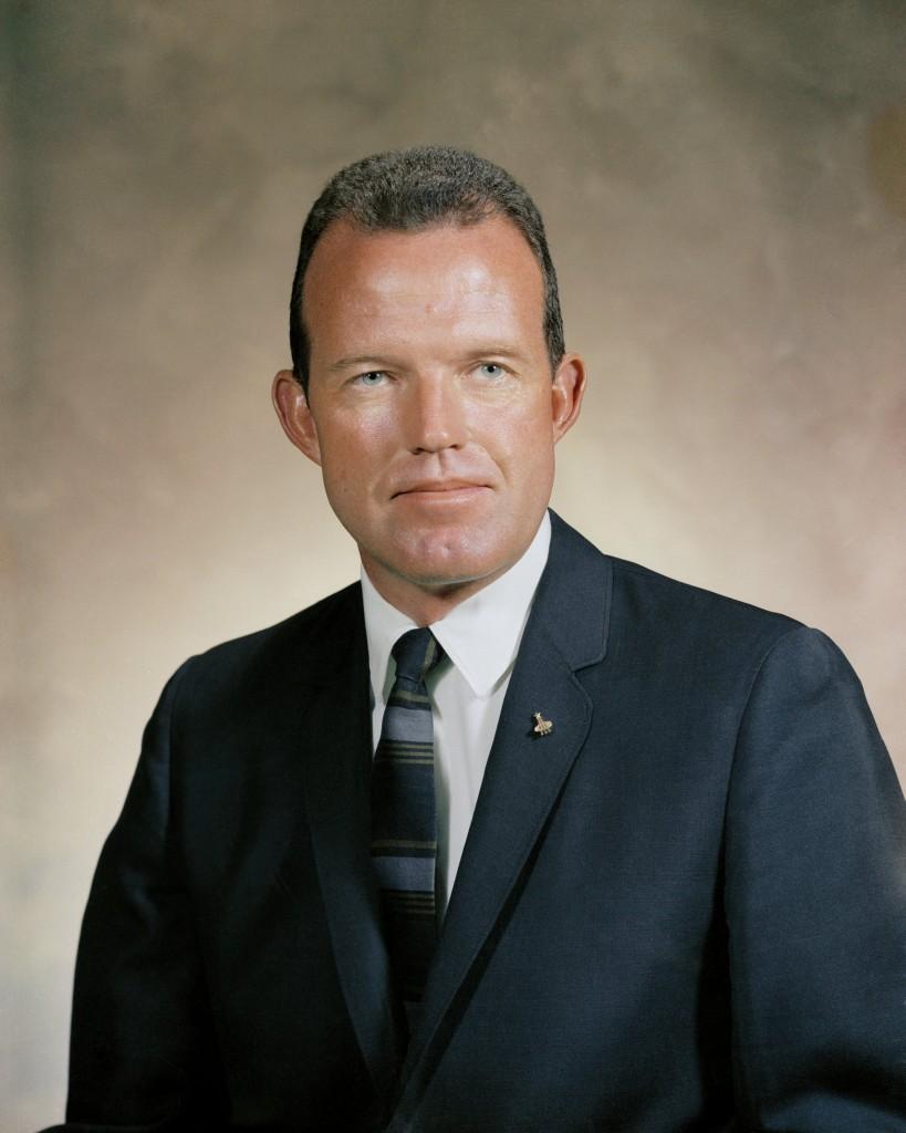 Astronaut Gordon Cooper