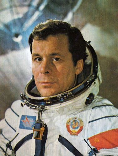 Cosmonaut Yevgeny Khrunov