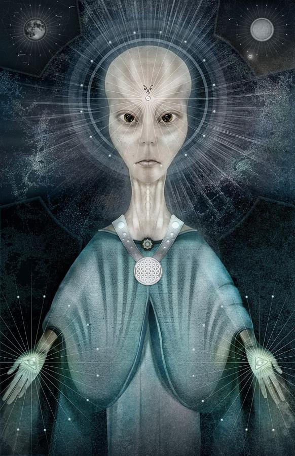 alien spiritual being