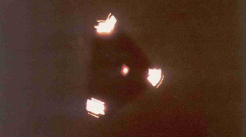 UFO in Belgium