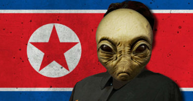 Alien North Korea