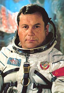 Cosmonaut Pavel Popovich