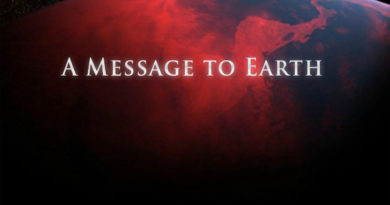A Message to Earth from Aliens