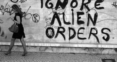 Ignore alien orders!