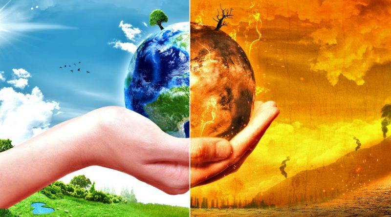 alien climate change