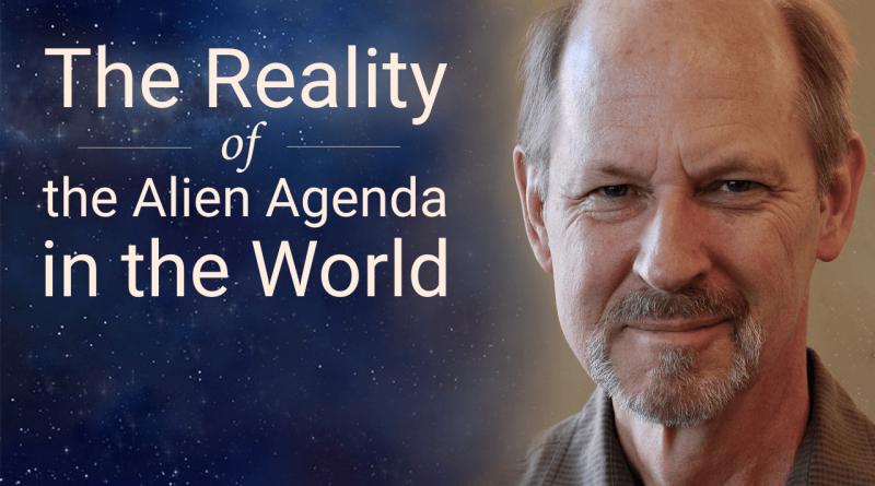 Reality of the ET Alien agenda